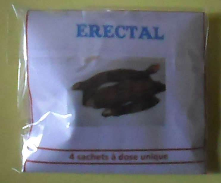 Erectal
